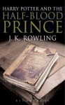Harry Potter and the Half-Blood Prince (Harry Potter 6)[Adult Edition] by Rowling, J. K. on 23/06/2006 UK open market edition -