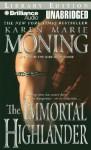 The Immortal Highlander - Karen Marie Moning, Phil Gigante