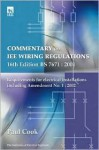 Commentary on Iee Wiring Regulations 16th Edition (Bs 7671: 2001) - Paul Cook