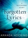 Forgotten Lyrics - Amanda Hocking