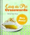 Easy as Pie Crosswords: Easy-Peasy! - Stanley Newman