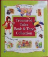 Treasured Tales Book & Tape Collection - Aneurin Rhys, Ronne Randall, Chameleon Design