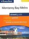 Monterey Bay Metro, California Street Guide Atlas - Thomas Brothers Maps