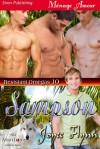Sampson (Resistant Omegas, #10) - Joyee Flynn