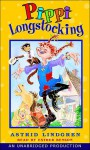 Pippi Longstocking (Audio) - Astrid Lindgren, Esther Benson
