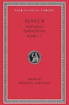 Seneca Natural Questions, Volume 7: Books 1-3 - Seneca, Thomas H. Corcoran