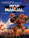 Robotech Role Playing Game Book Two: Rdf Manual (Robotech Role Playing Series) - Kevin Siembieda, Florence Siembieda