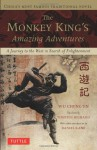 Journey to the West: The Monkey King's Amazing Adventures - Wu Cheng'en, Daniel Kane, Timothy Richard