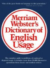 Merriam-Webster's Dictionary of English Usage - Merriam-Webster