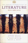The Norton Introduction to Literature, Shorter Eighth Edition - Jerome Beaty, Alison Booth, J. Paul Hunter, Kelly J. Mays