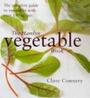 The Vegetable Book - Clare Connery