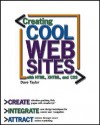 Creating Cool Web Sites with HTML, XHTML, and CSS - Dave Taylor