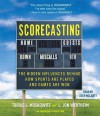 Scorecasting: The Hidden Influences Behind How Sports Are Played and Games Are Won (Audio) - Tobias Moskowitz, L. Jon Wertheim, Zach McLarty