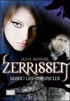 Zerissen (Blood Lily Chronicles, #2) - Julie Kenner