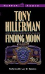 Finding Moon Low Price: Finding Moon Low Price (Audio) - Tony Hillerman, Jay O. Sanders