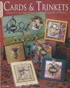 Cards And Trinkets: Layering with idea-ology� Findings Doodads Grungeboard� and Trinkets - Suzanne McNeill, Judy Ross, Shari Carroll, Judi Kauffman, Carol Wingert, Lisa Patterson, Carrie Avery, Suzanne McNeill