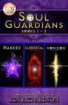 Soul Guardians 3-Book Collection: Marked #1, Elemental #2, Horizon #3 - Kim Richardson