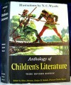 Anthology of Children's Literature Third Revised Edition - Edna; Sickles, Evelyn R.; Sayers, Frances C Johnson, N.C. Wyeth