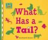 What Has a Tail? - Mary Elizabeth Salzmann