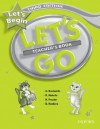 Let's Go, Let's Begin Teacher's Book (Let's Go Third Edition) - Genevieve Kocienda, Karen Frazier, Ritsuko Nakata