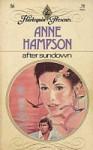 After Sundown - Anne Hampson