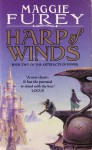 Harp of Winds, Book Two of the Artifacts of Power - Maggie Furey