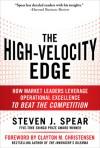 The High-Velocity Edge - Steven J. Spear