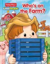 Fisher-Price Little People Who's on the Farm? - Fisher-Price