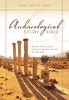 KJV Archaeological Study Bible: An Illustrated Walk Through Biblical History and Culture - Zondervan Publishing