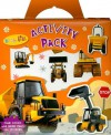 Busy Kids Diggers Dumpers Activity Pack - Make Believe Ideas
