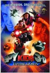 Spy Kids 3-D: Game Over: The Official Movie Scrapbook - Junior Novel - Kitty Richards, Robert Rodriguez