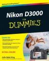 Nikon D3000 For Dummies® - Julie Adair King