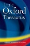 Little Oxford Thesaurus - Maurice Waite