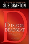"""D"" Is for Deadbeat - Sue Grafton"
