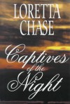 Captives of the Night (Five Star Standard Print Romance) - Loretta Chase
