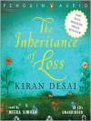The Inheritance of Loss (MP3 Book) - Kiran Desai, Meera Simhan