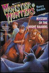 Mystery of the Night Raiders - Nancy Garden