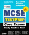 McSe Testprep: Core Exams (Msce Testprep Series) - Christoph Wille, Joseph Phillips