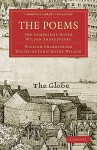 The Poems: The Cambridge Dover Wilson Shakespeare - Arthur Quiller-Couch, J.C. Maxwell, William Shakespeare