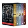 A Song of Ice and Fire: The Story So Far (4 Volumes) - George R.R. Martin