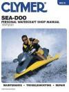 Clymer Sea-Doo Water Vehicles Shop Manual, 1997-2001 - Clymer Publishing