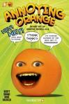 Annoying Orange Graphic Novels Boxed Set: Vol. #1-4 - Scott Shaw!, Mike Kazaleh