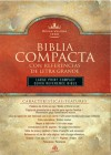 Biblia Compacta con Referencias de Letra Grande - Broadman and Holman Espanol Editorial Staff, Broadman and Holman Espanol Editorial Staff