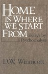 Home Is Where We Start From: Essays by a Psychoanalyst - Donald Woods Winnicott