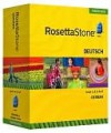 Rosetta Stone Homeschool Version 3 German Level 1,2,3,4 and 5 Set - Rosetta Stone