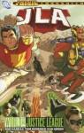 JLA, Vol. 19: World Without a Justice League - Bob Harras, Tom Derenick, Dan Green