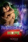 Pandora's Hope (Lust in Space Series, Book 2) - Lisa Lane