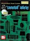 Mel Bay Essential Jazz Lines: Guitar Cannonball Adderley - Corey Christiansen, Tamara Danielsson