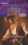 AK-Cowboy (Sons of Troy Ledger, #3) - Joanna Wayne