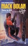 Time to Kill - Mike Newton, Don Pendleton